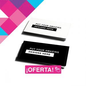 ofertas tarjetas de visita